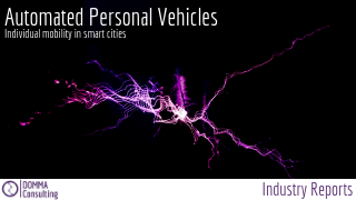Automated Personal Vehicles Industry Report